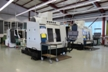 Processing center Hurco VMX24. Traverse path XYZ 610x510x610 mm Table surface 760x510 mm Piece weight up to 900 kg 10-10,000 R/min 24 fold tool changer, Spindle drive 7.5 kW.