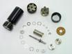 Components for aeronautics. From individual pieces to the ready to assemble motor. Completely assembled and adjusted.